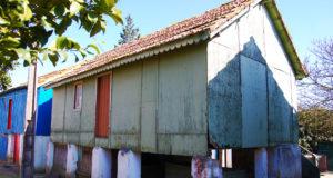A hut in cartaxo